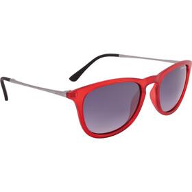 Alpina Zaryn Glasses red transparent matt